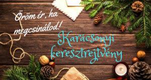 keresztrejtvény karácsonyra