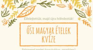 középkori ételek Magyarországon