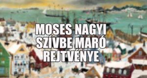 Mózes nagyi keresztrejtvénye