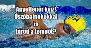 úszás kvíz
