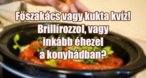 főszakács vagy kukta kvíz
