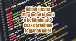 kódolt rejtvény