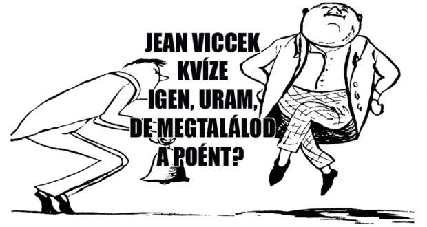 Jean viccek kvíze