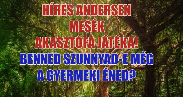 híres Andersen mesék