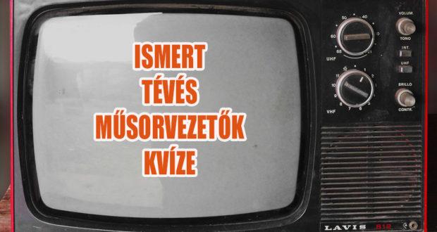 tévés műsorvezetők