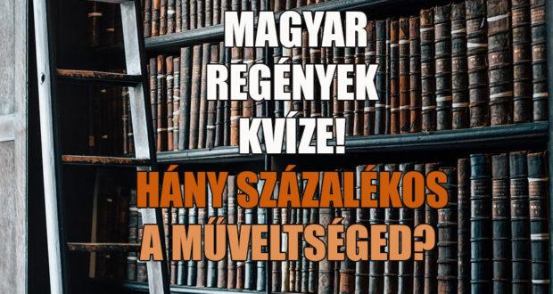 híres magyar regények